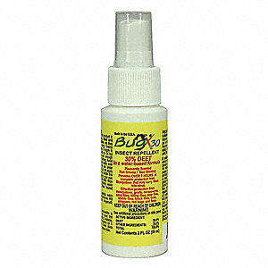 Insect Repellent,2 oz. Weight
