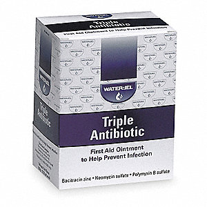 Triple Antibiotic Ointment, Application: Antibiotics, Size: 0.9g, Foil Pack Package Type