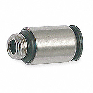 Male Conn,5/16 ODx1/4 NPT Thread,PK10