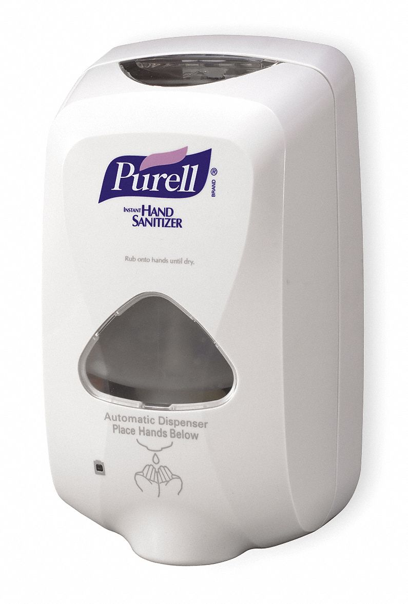 Paint Pad Dispenser ~ Purell tfx ml automatic foam liquid hand sanitizer