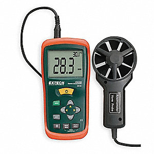 Anemometer,80 to 5906 fpm
