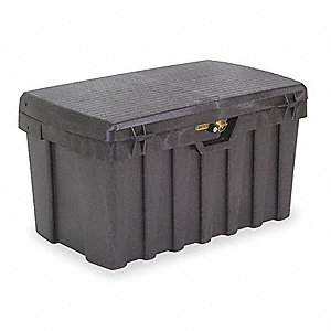 "Portable Tool Box, High Density Structural Foam, 37"" Overall Width x 21"" Overall Depth"