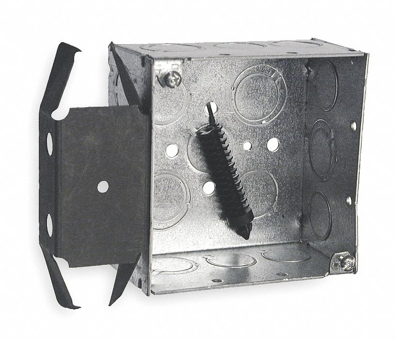 Raco Electrical Box Square With Bracket Number Of Gangs