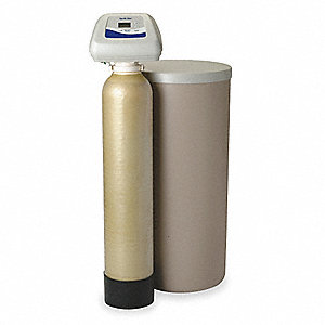 Water Softener,Service Flow Rate 8 GPM