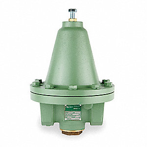 Pressure Regulator,1/2 In,3 to 15 psi