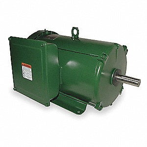 7-1/2 HP General Purpose Farm Duty Motor,Capacitor-Start,1740 Nameplate RPM,230 Voltage