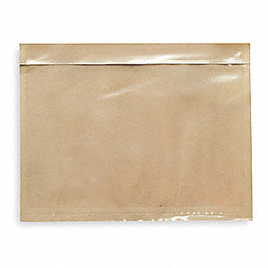 Packing List Envelope,7 In W,PK1000