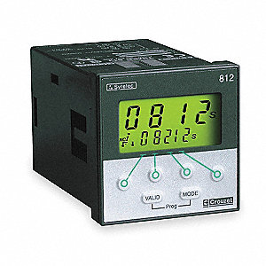 Time Delay Relay, 120VAC Coil Volts, 5A Contact Amp Rating (Resistive), Contact Form: DPDT