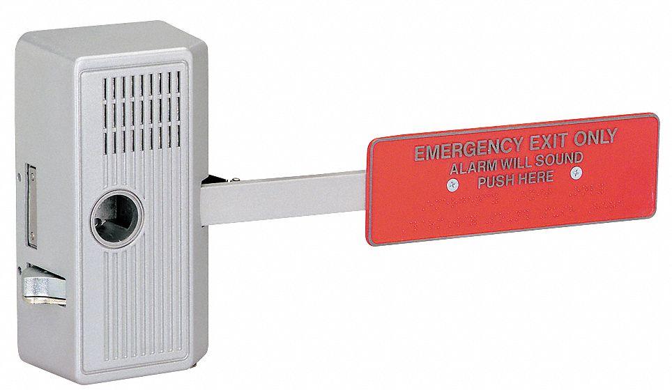 Alarm Lock Exit Door Alarm Delayed Egress 99db Alum