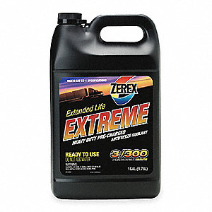 Antifreeze/Coolant, HD Ext. Life,1 Gal