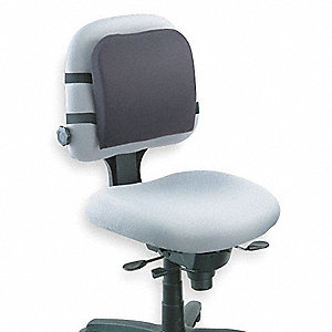 Backrest,Memory Foam,Black