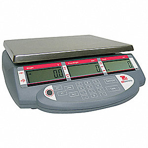 Digital Counting Scale,15kg/30 lb. Cap.