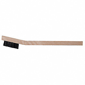 "7-1/2"" Nylon Scratch Brush, 5 PK"