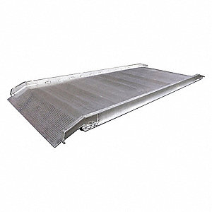 "Walk Ramp, 1700 lb. Load Capacity, 38"" Overall Width, 8 ft. Overall Length"