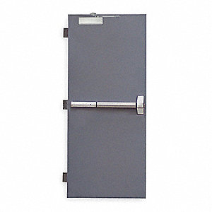 Security Door,Type CU,Steel