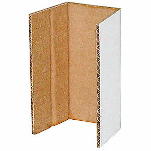 Corrugated Shelf Bin Divider