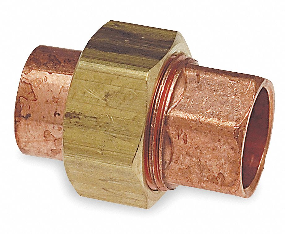 Nibco wrot copper union c connection type quot tube