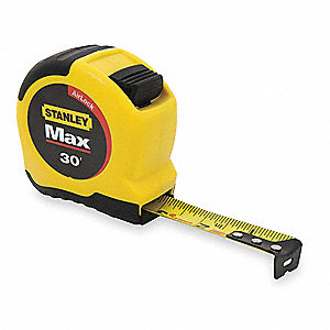 Steel 30 ft. Tape Measure