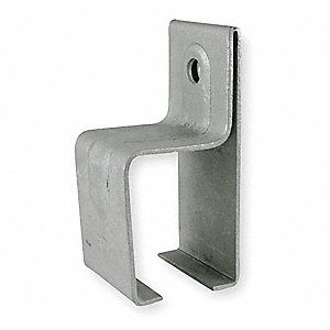 Bracket,Single Box,Steel,L 4 9/16 In