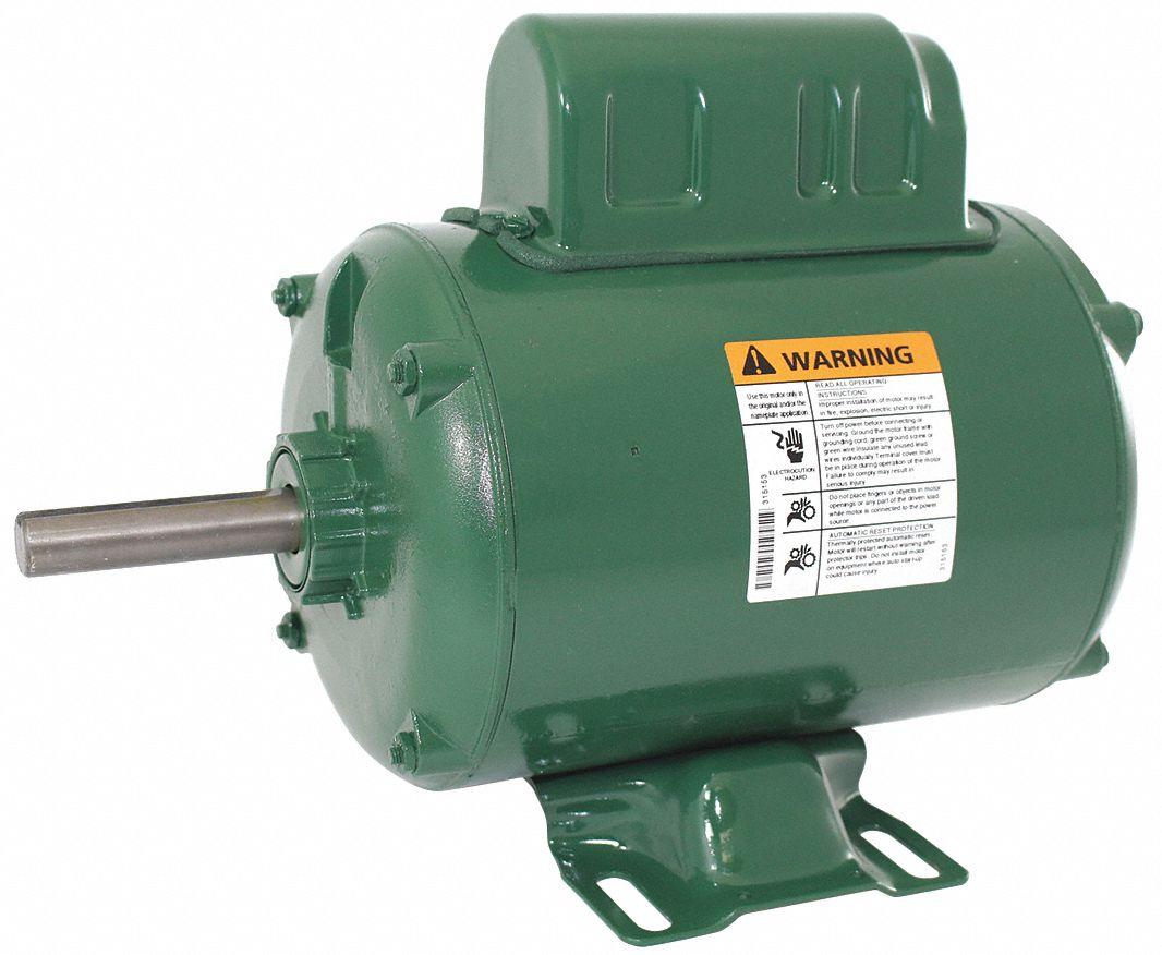 Dayton poultry fan mtr psc teao 1 2 hp 850 rpm 1yba6 for Best lubricant for electric fan motor