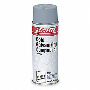 Cold Galvanizing Compound,Gray,15 oz.