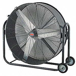 "42"" Industrial Mobile Non-Oscillating Air Circulator"