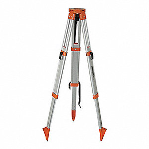 Adjustable Tripod,Aluminum,41 3/4-67 In