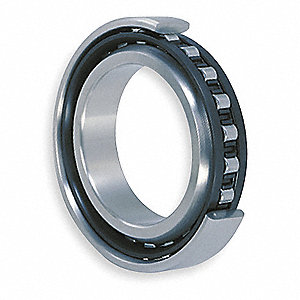 Cylindrical Bearing,25mm Bore,52mm OD