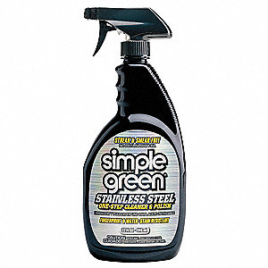 32 oz. Metal Cleaner and Polish, 1 EA