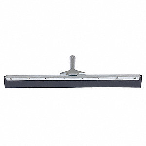 "24"" Foam Rubber, Straight Floor Squeegee, 1 EA"