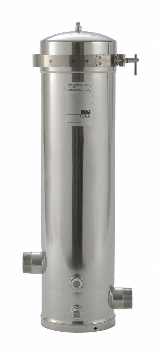 3m Aqua Pure Filter Housing Electro Polish 316 Stainless