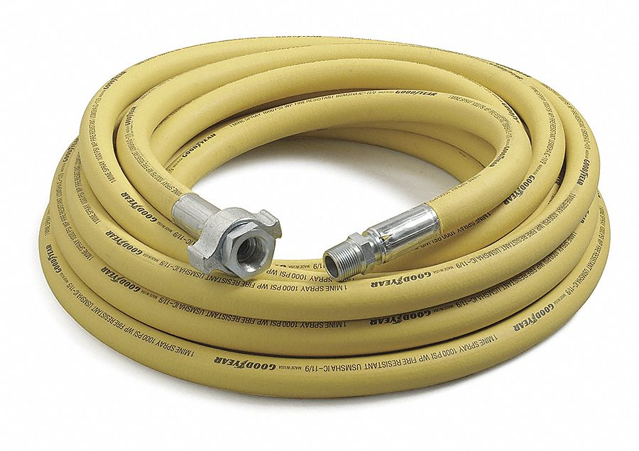 Grainger approved ft air hose pneumatic max