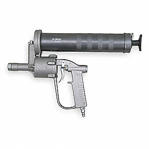 Air Grease Gun,Single Shot,5000 psi