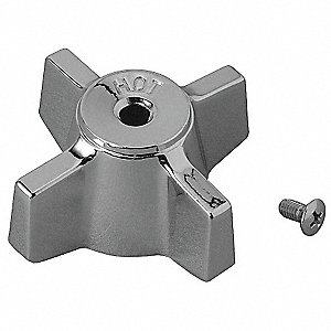 Zinc Hot Handle for Sterling Faucets