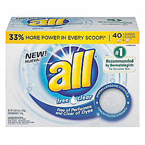 52 oz. Powder Laundry Detergent, 6 PK