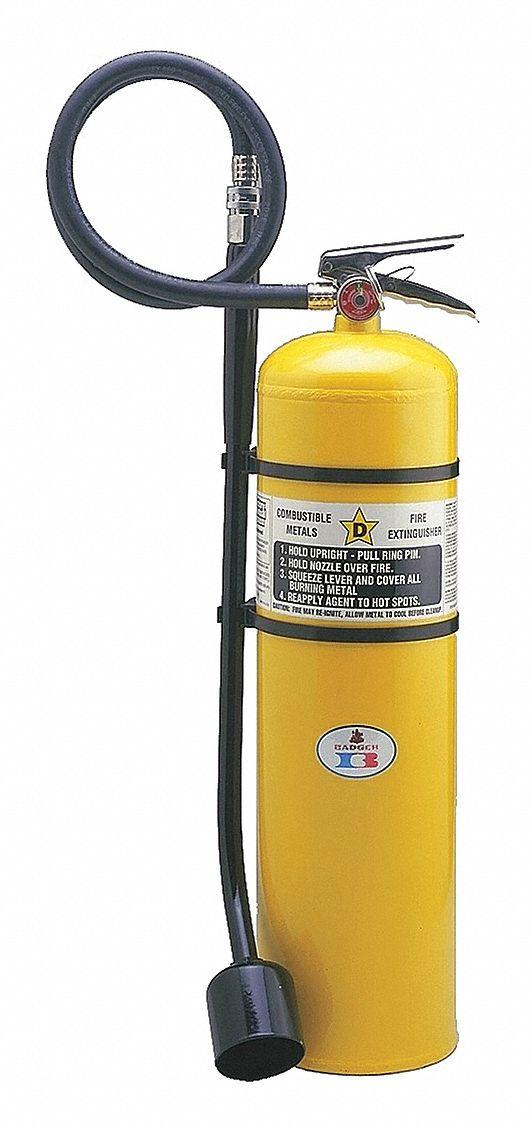Badger Fire Extinguisher Sodium Chloride Sodium Chloride