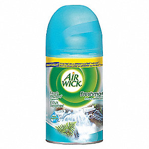 Air Freshener Refill,Fresh Waters,PK6