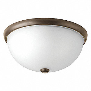 Light Fixture,26W,120V,Antique Bronze
