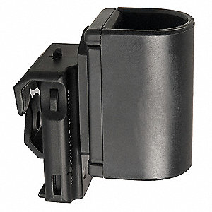 Black Roto-Loc Baton Holster, For Use With Mfr. No. SB170HLS