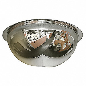 Corner Dome,26 in.,270 Degree
