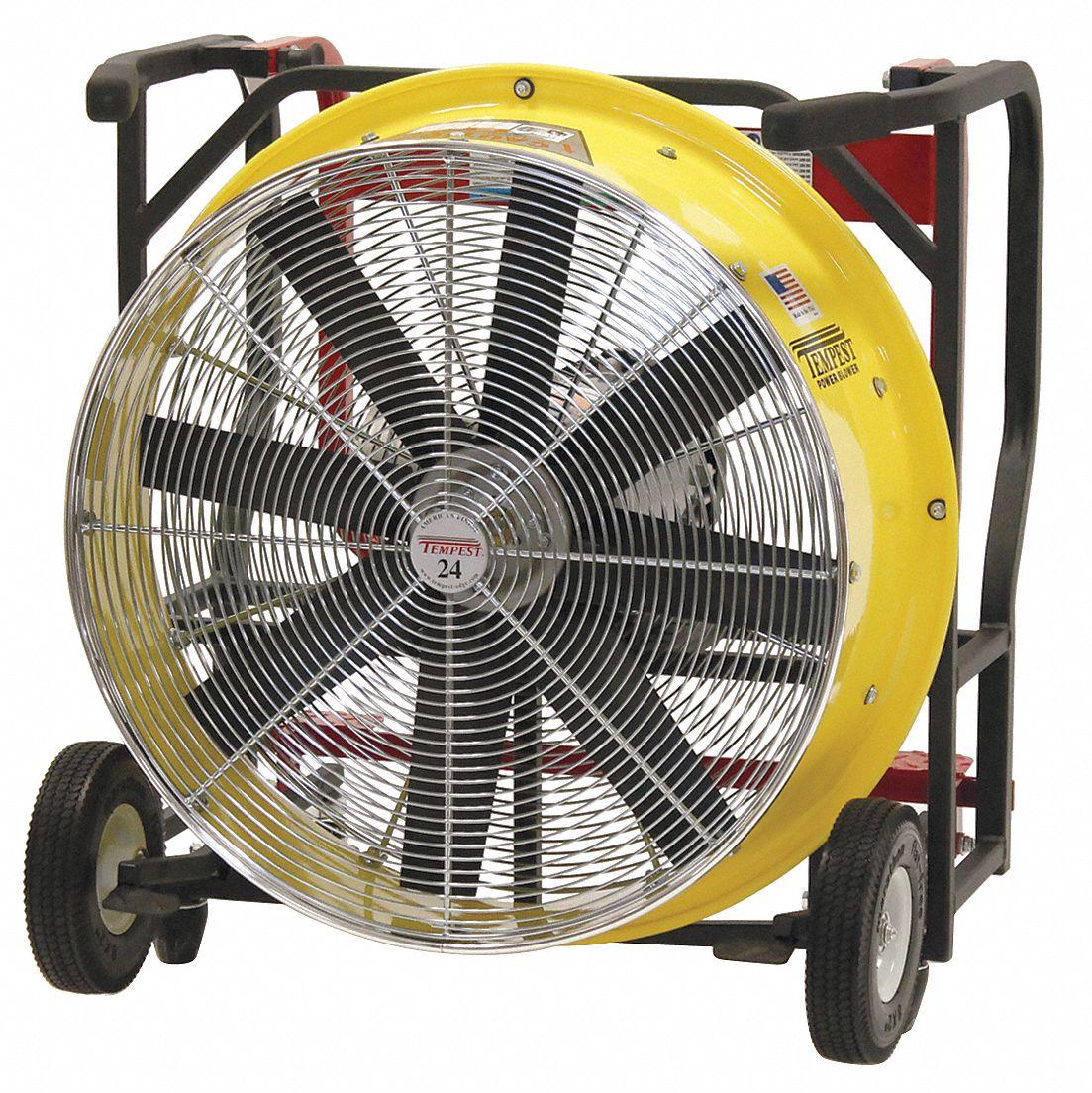 Industrial Air Circulator Patton : Tempest quot industrial mobile air circulator lu