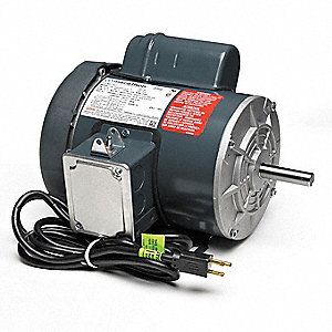 Marathon Motors Power Tool Motor Cap Start Tefc 1 Hp