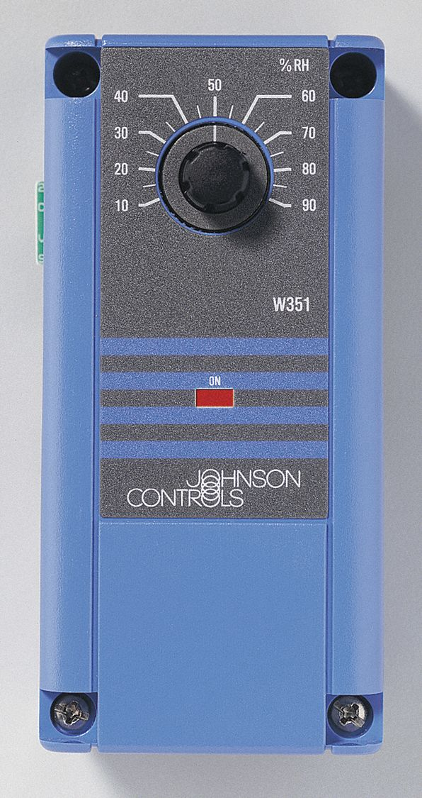 Johnson Controls Humidity Control Electric On Off