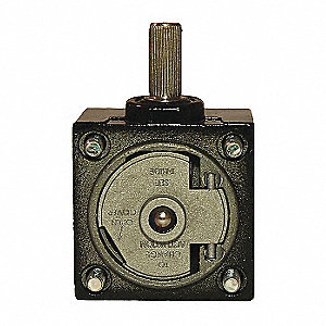 Limit Switch Head,Rotary,Side,4 in.-lb