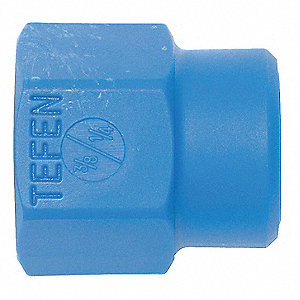 Female Pipe Reducer,3/8 to 1/4 NPT,PK20