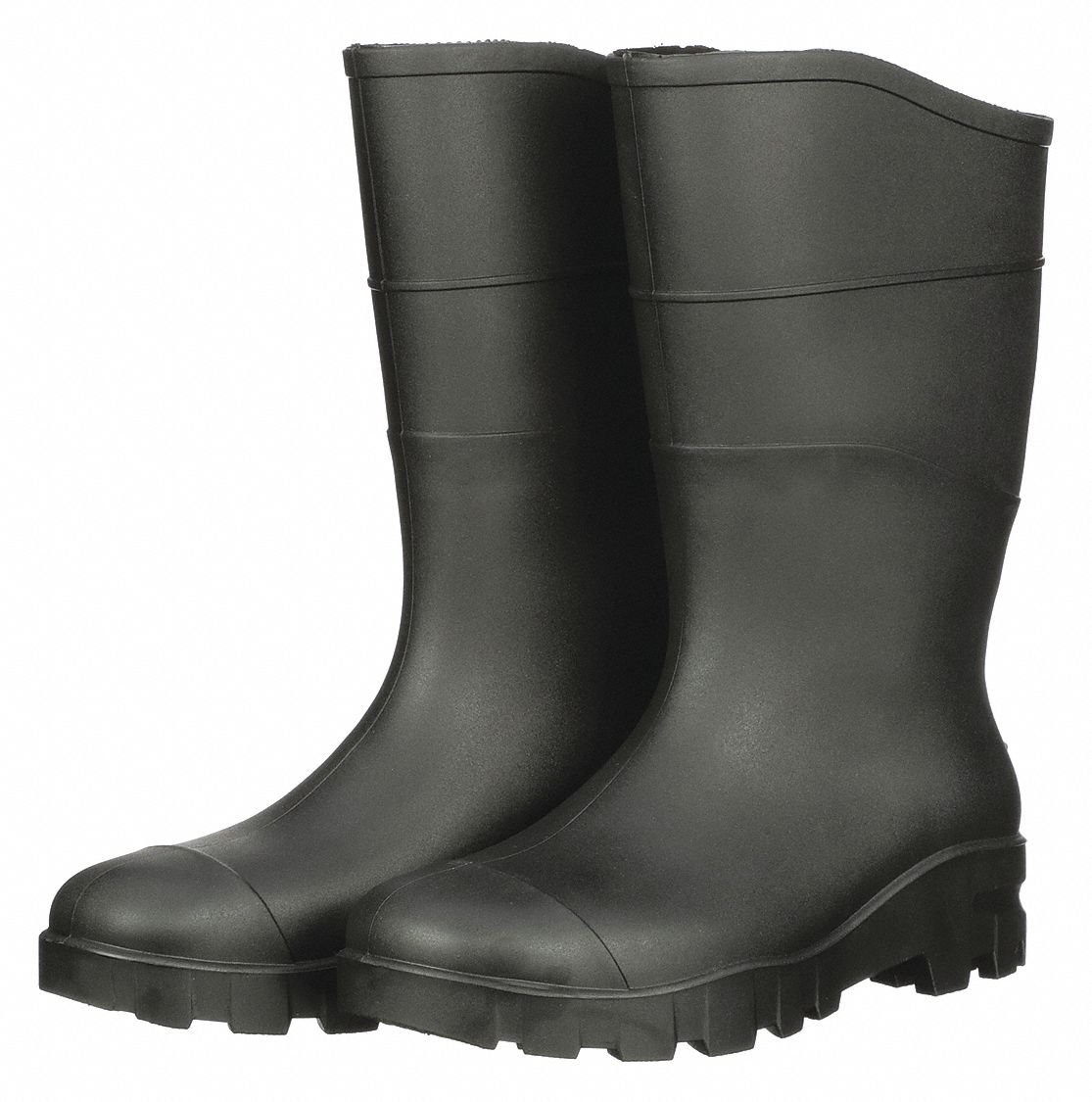 talon trax 13 h men 39 s boots steel toe type pvc upper material black size 5 21a576 21a576. Black Bedroom Furniture Sets. Home Design Ideas