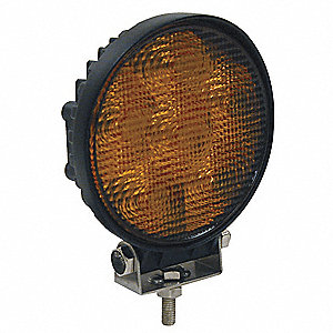 Spreader Light,LED,Amber,1350 Lumens
