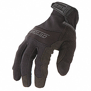 Tactical Glove,Knit,L,PR
