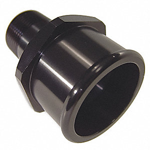 Hose Adapter,I.D. 2 In,Size 1 In NPT