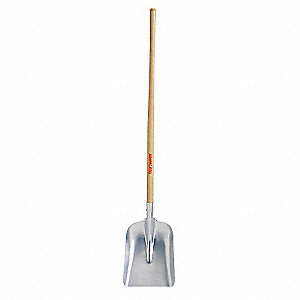 Square Point Shovel,48 In.,Straight